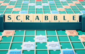 Scrabble at the Library