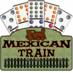 Mexican Train Domino Game