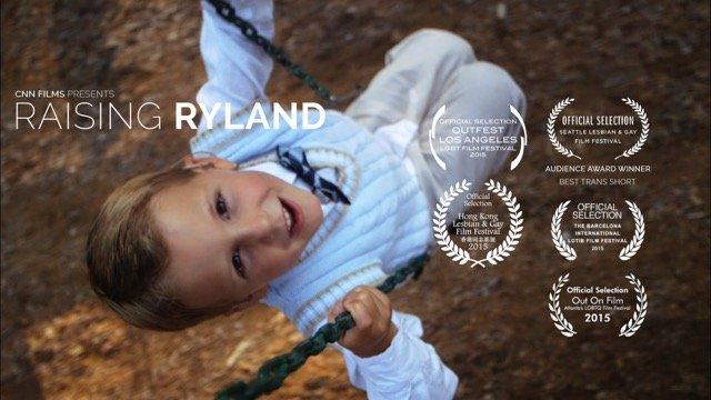 Film Night - Raising Ryland: A Story of Raising a Transgendered Child