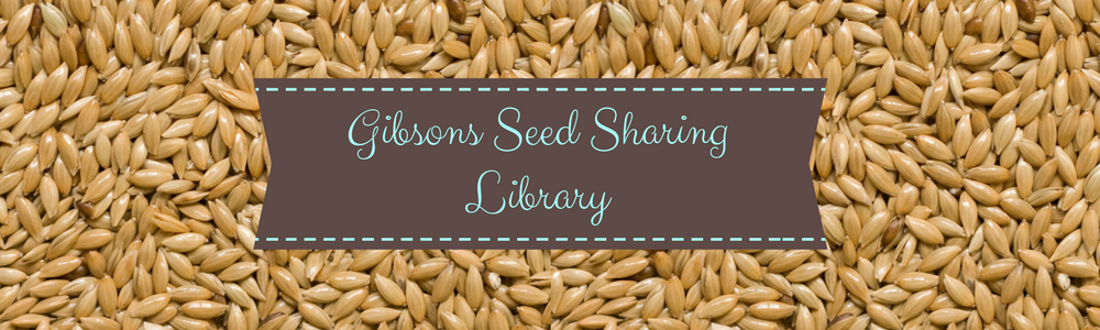 Gibsons Seed Sharing Library