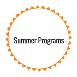 Summer Programs5