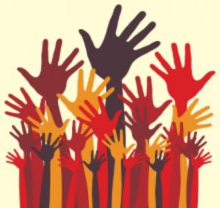 volunteer many hands