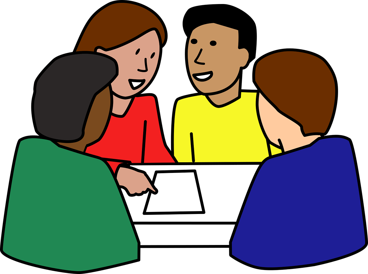 ESL Reading Discussion Groups