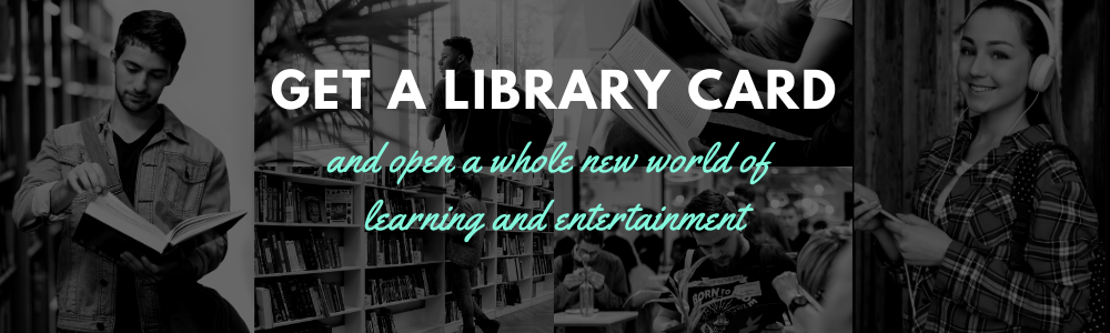 get a library card revised
