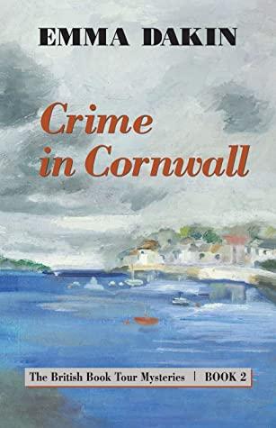 Emma Dakin book launch: Crime in Cornwall