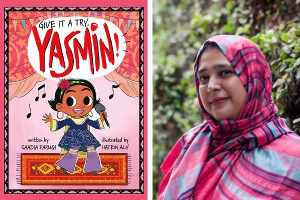 Summer Author Talk: Saadia Faruqi